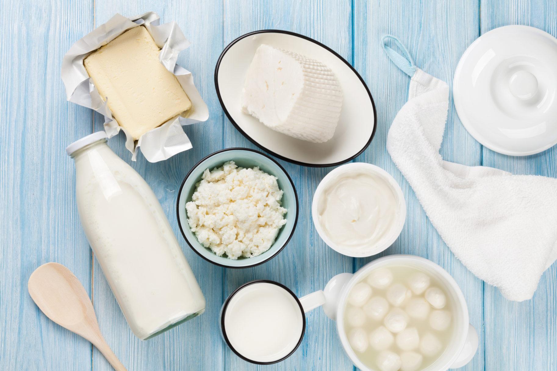 Ukryte źródła mleka