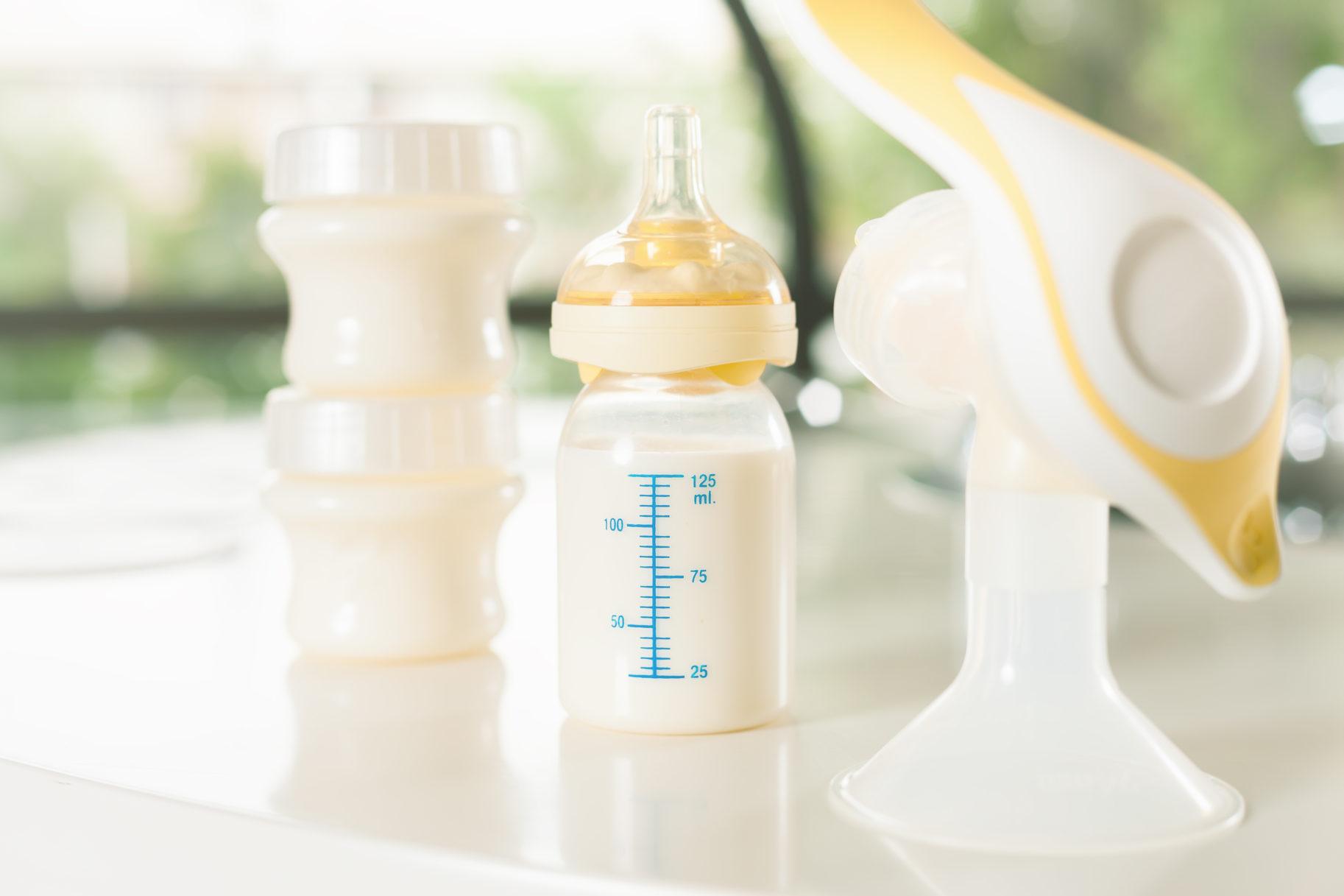 Nietolerancja laktozy u niemowlaków